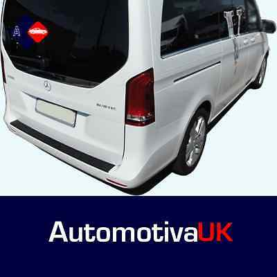 Mercedes Vito / Viano / V-Class W477 2014-UP London Taxi Rear Bumper Protector