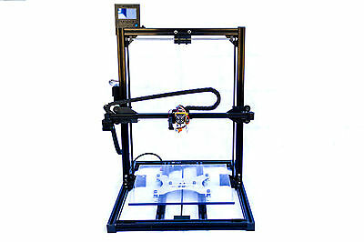 Wombot Modus 3D printer 400x400x500mm build volume Australian made assembled
