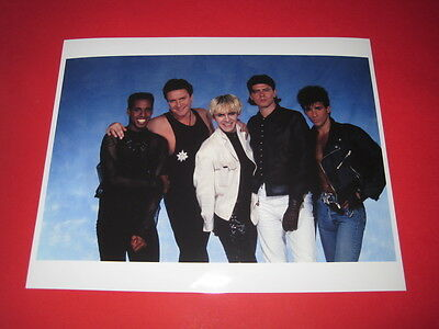 DURAN DURAN  10x8 inch lab-printed glossy photo P/6040