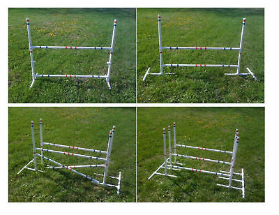 Dog Agility Equipment Combination Jump Set