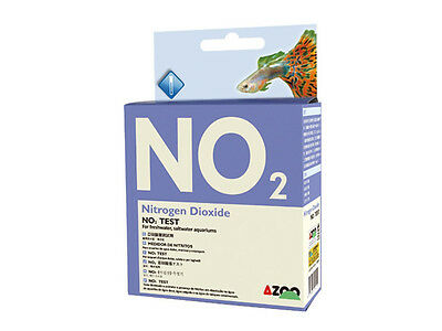 AZOO NO2 Test For freshwater, saltwater aquariums and ponds