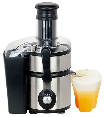 New Commercial Multi-Function Extractor Fruit Power Juicer Vegetable