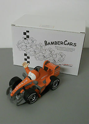 Jim Bamber Spyker F1 Race Car. FREEPOST.