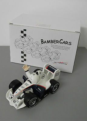 Jim Bamber BMW Sauber F1 Race Car. FREEPOST.