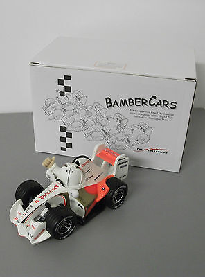 Jim Bamber Force India F1 Race Car. FREEPOST.