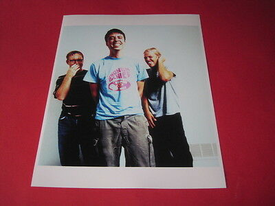 FOO FIGHTERS DAVE GROHL 10x8 inch lab-printed glossy photo P/6086