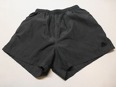 Nike ACG Womens Size M (8-10) Grey Running Athletic Shorts Good Condition