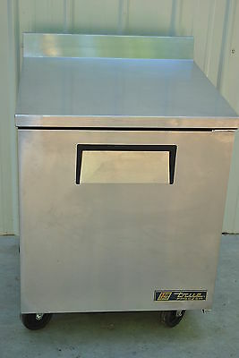 New True Twt-27F Under Counter Freezer