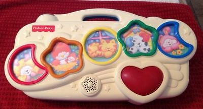 Fisher Price Sparkling Symphony Slumbertime Soother 1998  NICE!