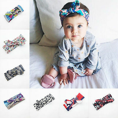 Kids Girl Baby Toddler Flower Headband Hair Band Accessories Headwear For Infant