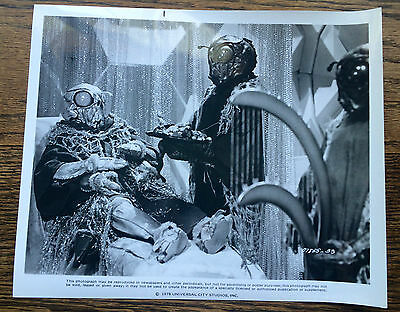 Battlestar Galactica 1978 Press Photo Queen of the Ovion Creatures