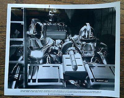 Battlestar Galactica 1978 Press Photo Cylon Fighter Pilots
