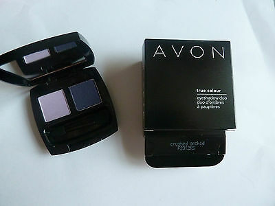 Avon  True Clour Duo Eyeshadow ~ Crushed Orchid ~ Brand New
