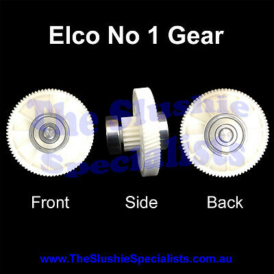 Elco #1 Gear Suitable for SPM/Faby/Sencotel/GBG Slush Machines