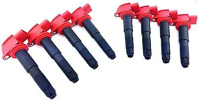 2008-2013 Ignition Coil Packs Porsche Cayenne Gts 4.8L Panamera S Turbo 3.6L 4S