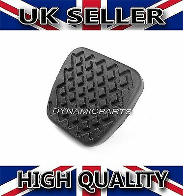 Clutch Brake Pedal Cover Rubber For Honda Civic Accord Acura Manual TM.
