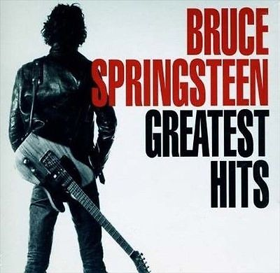 Greatest Hits by Bruce Springsteen (CD, Feb-2007,Digpak Sony)Brand New