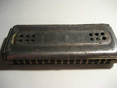 Antique Double Sided Harmonica - Made in Germany Circa 1800's