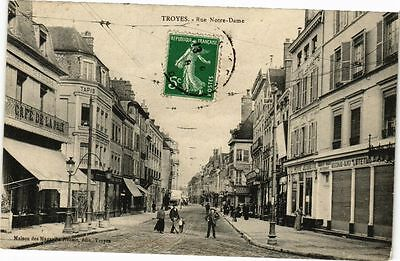 CPA TROYES - Rue Notre-Dame (179526)