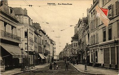 CPA TROYES - Rue Notre-Dame (179531)