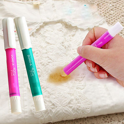 Coffee Food Solid Stains Grunge Decontamination Cleaning Tide Eraser Removal Pen