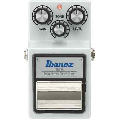 IBANEZ BB9 Gain/Volume Booster