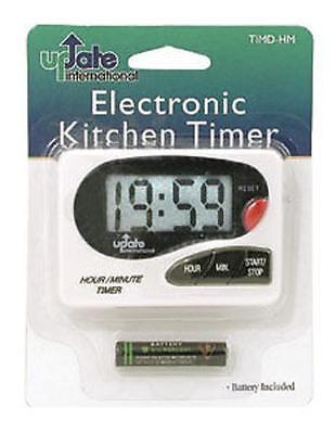 Update TIMD-HM Hour/Min Digital Timer with Clip & Magnet 3-1/4in x 2-3/8in