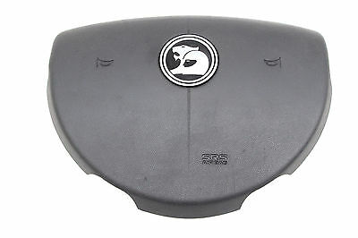 VY VZ HSV Horn Pad Black Holden Commodore Genuine  Replacement