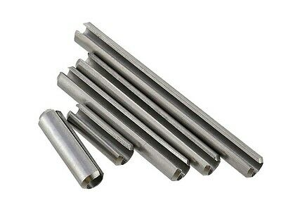 20Pcs GB879 304 M3 M4 Stainless Steel Split Spring Pins Dowel Pins Cotter Pins