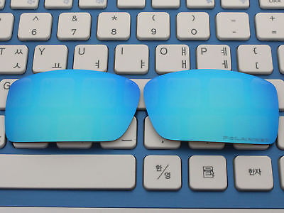 Replacement Ice Blue Polarized Lenses for Gascan Sunglasses (Not Fit Gascan S)