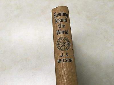 1959 Scouting Around the World by J.S. Wilson