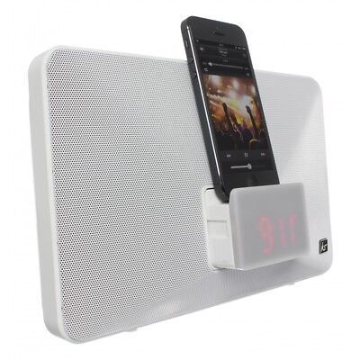 Fresh Lightning Dock Clock Radio