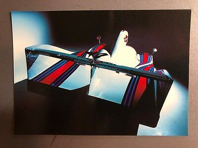 1977 Porsche 936 Spyder Factory issued Post Card Postcard Collector Card RARE!!