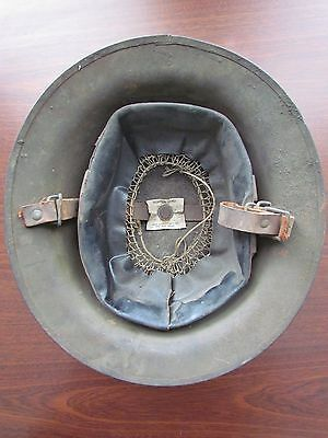 Wwi Us  Zf45 Helmet With Liner Great Condition Check!!