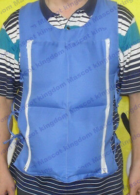 Cooling Vest Cooling System With 8 Ice Bag For Mascot Costume Free Shipping