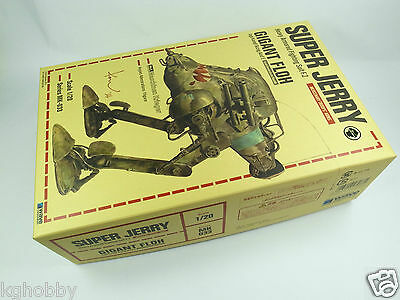 WAKE MA.K SF3D Heavy Armored Fighting suit F.2 Super Jerry 1/20 model MK-033 kit