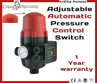 Adjustable Pressure Control Electronic Switch Automatic Water Pump Controller Ne