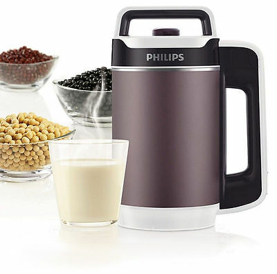 Genuine Philips HD2079 Avance Collection  Soy Milk Maker 220V -Free Express Ship