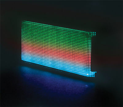 Soundlab 2.0 Portable Bluetooth Disco Party Speaker with LED Flashing Lights