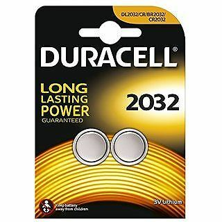 Two (2) x Duracell 189 LR54 LR1130 1.5v Alkaline Batteries Blister Packed - U...