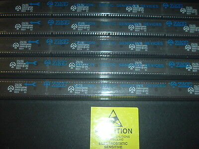 Z0800106Psc Zilog Lot Of 50 New Units In Original Package