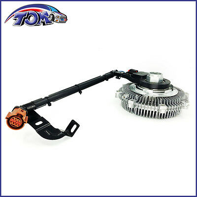 NEW RADIATOR COOLING FAN CLUTCH FOR FORD SPORT TRAC EXPLORER MERCURY MOUNTAINEER