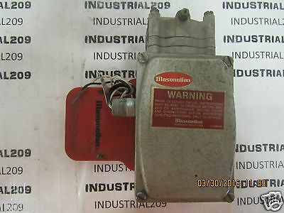 Masoneilan Electro Pneumatic Valve Positioner 8012-3C Used