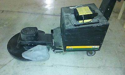"Used NSS Charger 2717 DB 27"" Battery Burnisher Buffer No Batteries"