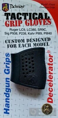 PACHMAYR TACTICAL GRIP Glove for Sig Sauer P938 P238 NEW FAST SHIP