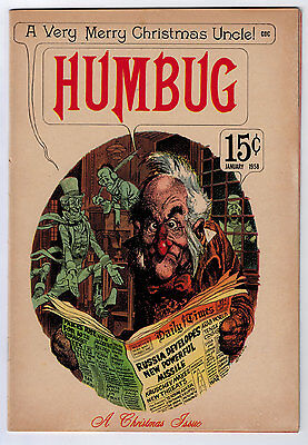Humbug #6 4.5 Heath Art Cream/off-White Pages Silver Age