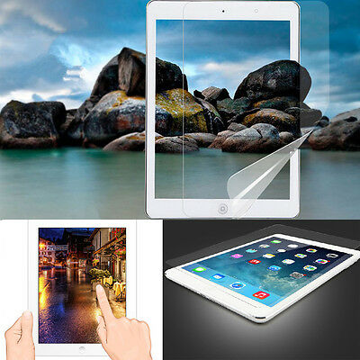 Clear HD LCD Film Guard Screen Protector For Apple iPad Mini Air Pro Chic