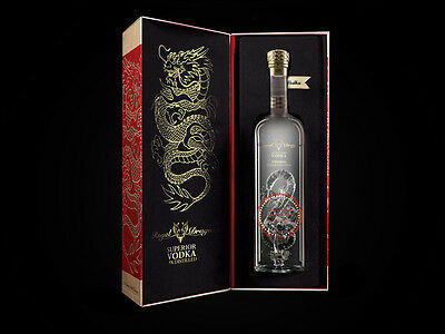 Royal Dragon Vodka Good Luck Special Edition Gift Boxed 700 Ml