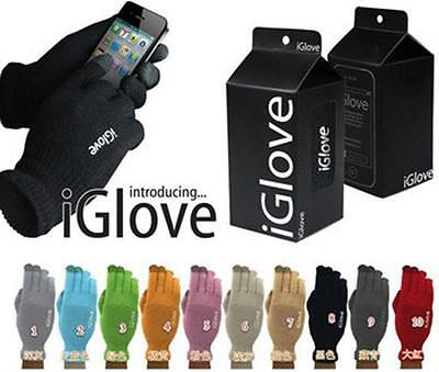 iGlove Touch Screen Gloves For Unisex Warm Sport Winter for Iphone ipad Smart Ph