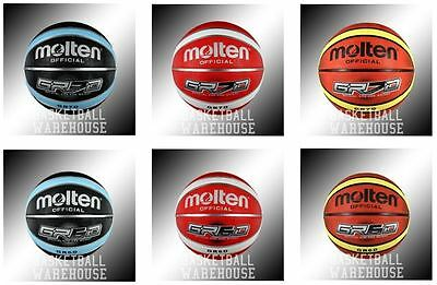 Molten GRD Outdoor Rubber Basketball | Free Delivery Australia Wide